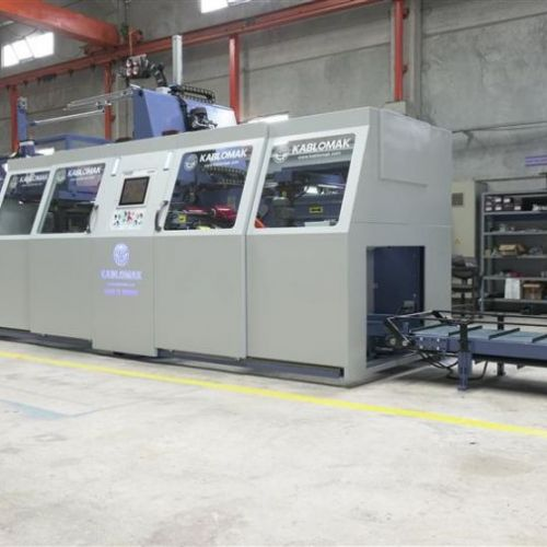 Automatic single reel winding line S/400-800