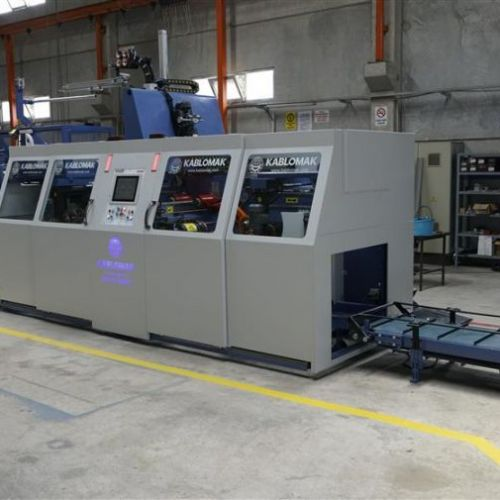 Automatic Double Reel Winding Line D/300-600