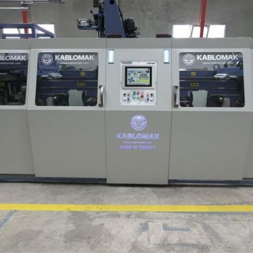 Automatic Double Reel Winding Line D/500-1000
