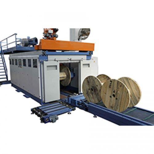 Automatic Single Reel Winding Line S/800-1200