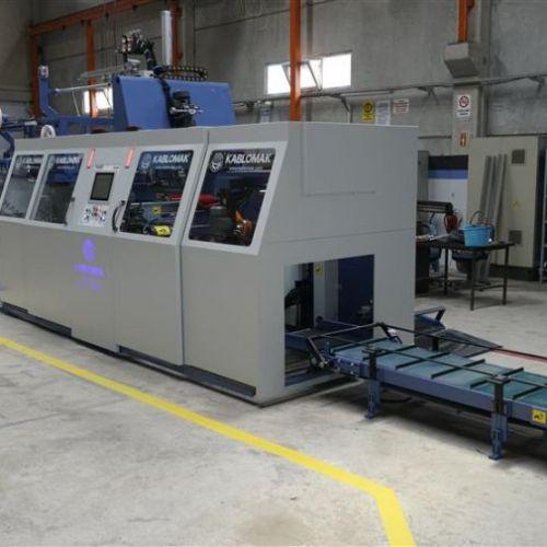 Automatic single reel winding line S/300-600